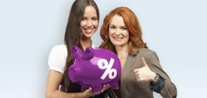 Kranken- und Pflegeversicherungsbereich: 3 % Beitragsnachlass