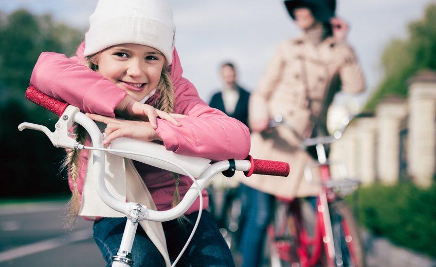 StVO Kinder auf Gehweg radeln