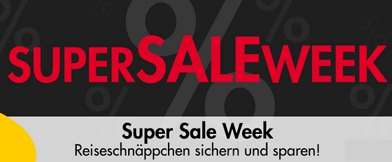 Super Sale Week - dbb vorteilswelt
