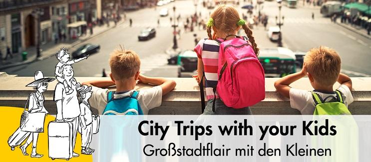Städtereise mit Kindern