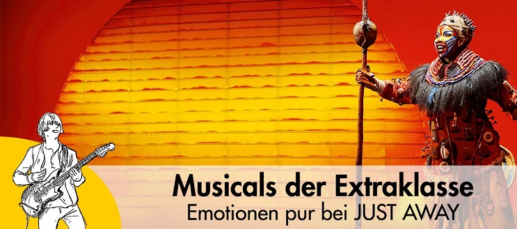 Musicals der Extraklasse mit puren Emotionen