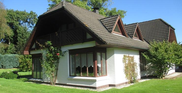 Einfamilienhaus Delve Wüstenrot Immobilie