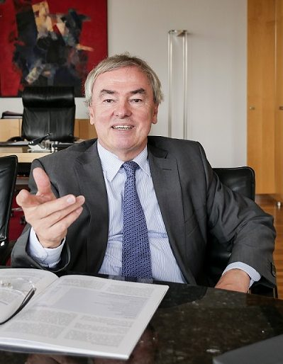 Interview Klaus Dauderstädt