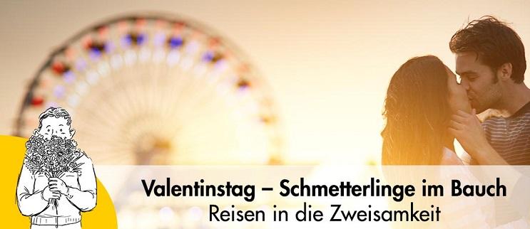 Valentinstag Kurztrip 2018 mit 5%-Sofort-Rabatt   dbb vorteilswelt