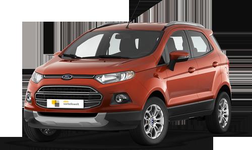 Ford EcoSport monatliche Komplettrate