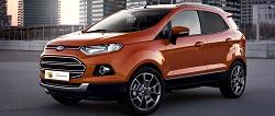 Ford EcoSport mit monatlicher Komplettrate - ASS