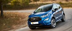 Ford EcoSport mit monatlicher Komplettrate