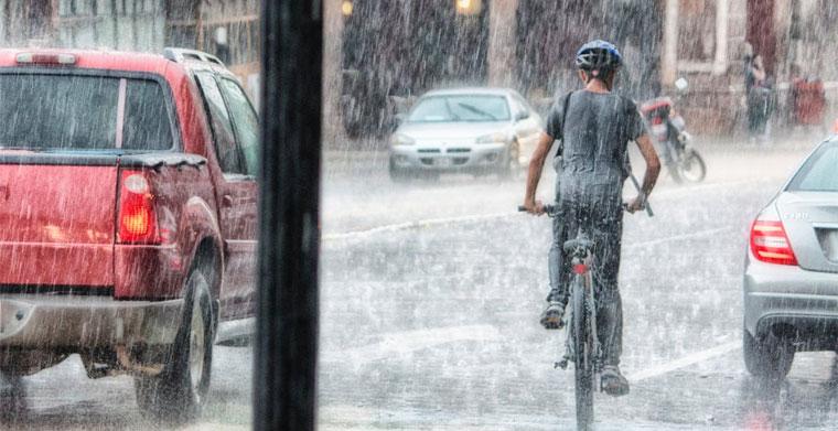 Versicherungsschutz gegen Starkregen