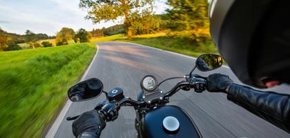 Motorradversicherung abschließen