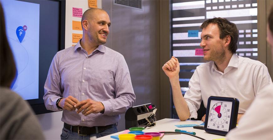Vorteile für Arbeitnehmer mit Führungsverantwortung in SCRUM- und Projektteams