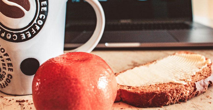 Tipps für eine gesunde Ernährung am Arbeitsplatz