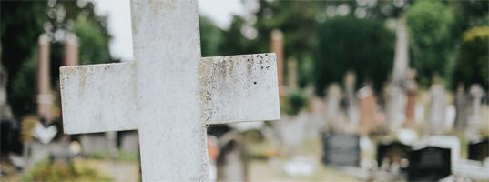 Bestattungsvorsorge abschließen
