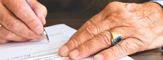 Sterbegeldversicherung abschließen