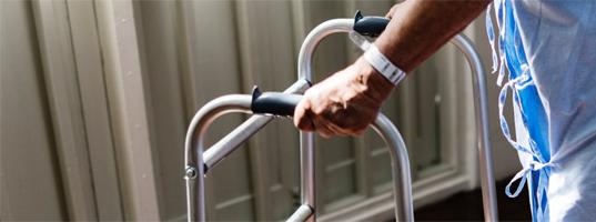 Pflegevorsorge abschließen