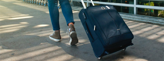 Reisegepäckversicherung: Damit die Reisekasse gefüllt bleibt