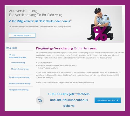 HUK-COBURG: Autoversicherungen mit ausgezeichneten Konditionen und exzellentem Service