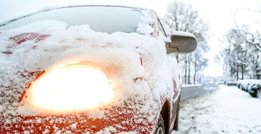 Winter: So bereiten Sie Ihr Auto auf die kalte Jahreszeit vor