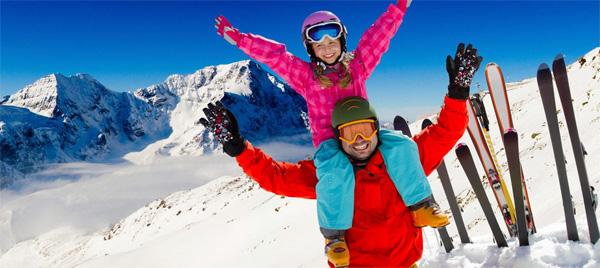 Reise-Themenspecial: Skiurlaub: Winterreisen inklusive Skipass