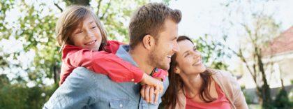Bauen Sie vor für die Zukunft Ihres Kindes: Wüstenrot Ideal & Clever