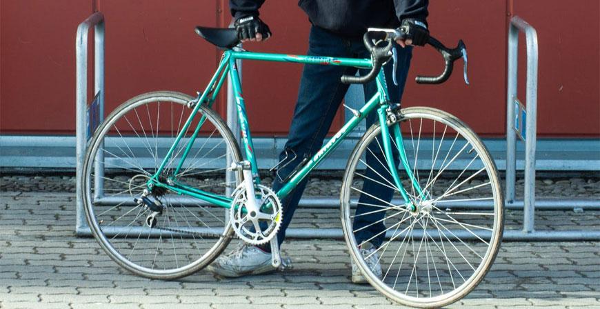 Fahrräder bestmöglich vor Diebstahl sichern und versichern