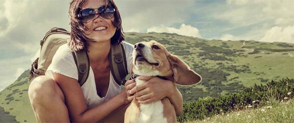 Urlaub mit Haustier: Tierisch gute Ferien
