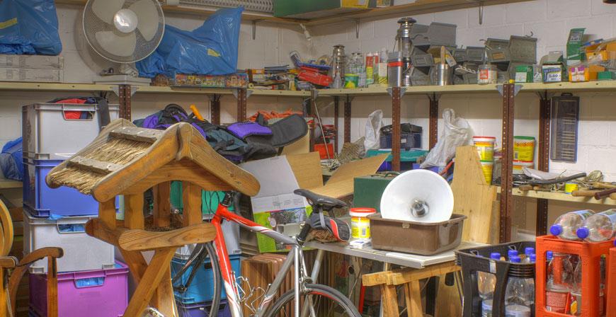 Das unterschätzte Risiko in deutschen Kellern: Inventar oft nicht genug geschützt